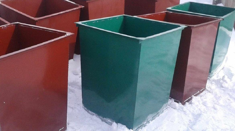 Производство контейнеров ТБО